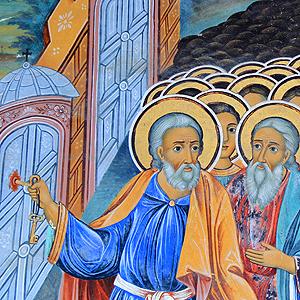 Rila Monastery, Bulgarien - Balkanrejser