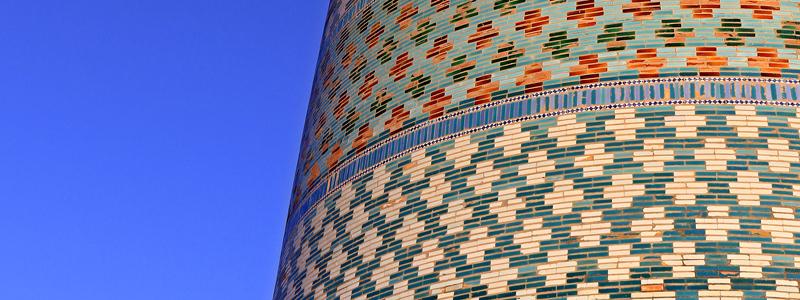 Khiva i Usbekistan - Silkevejsrejser