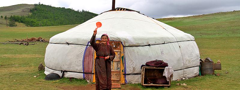 Mongoliet - Silkevejsrejser