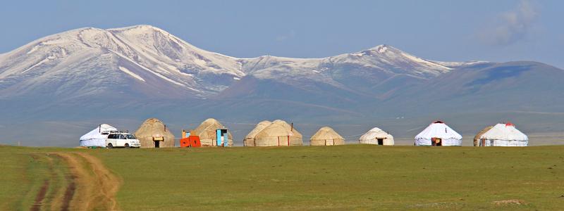 Song Kul i Kirgisistan - Silkevejsrejser