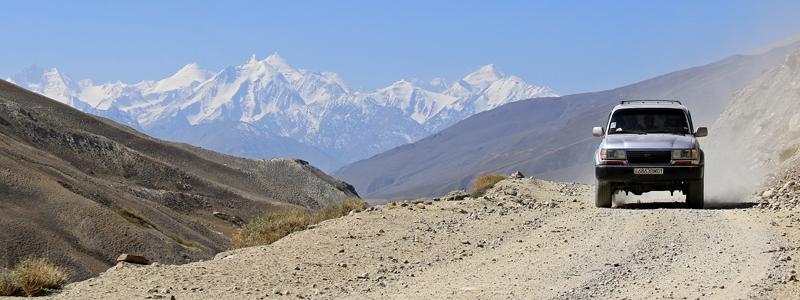Wakhan Valley i Tadsjikistan - Silkevejsrejser