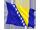 bosnien-Herzegovinas flag