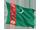 turkmenistans flag