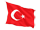 tyrkiets flag
