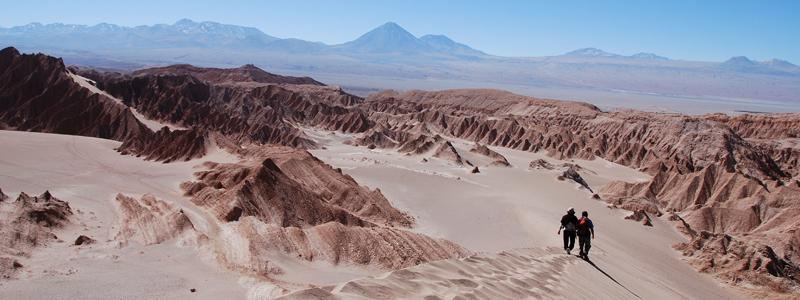 Atacama i Chile - Happy Lama Travel