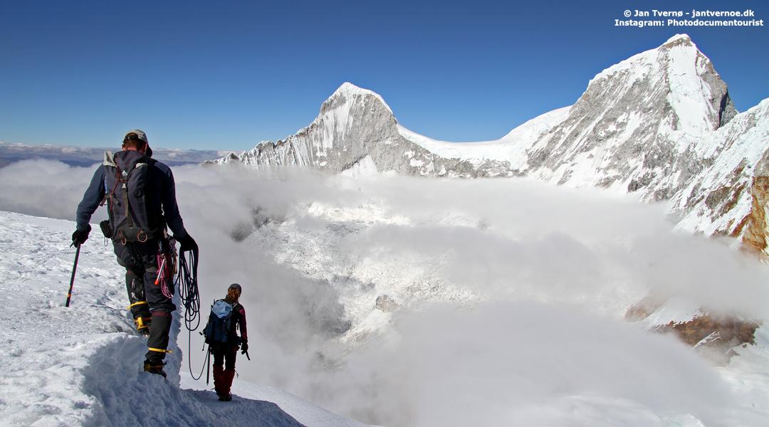 Cordillera Blanca i Peru - All Exclusive Travel