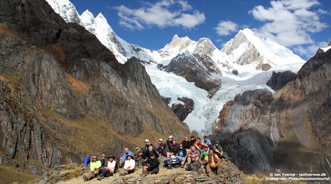 Cordillera Huayhuash i Peru - Tvernø Travel Group