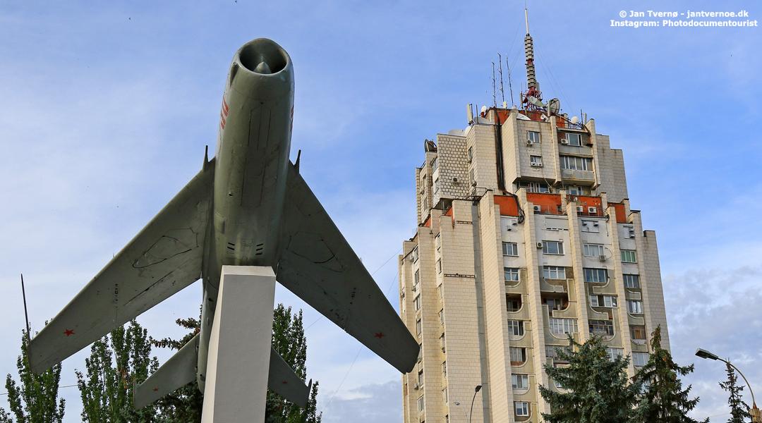 Tiraspol i Transnistrien - All Exclusive Travel
