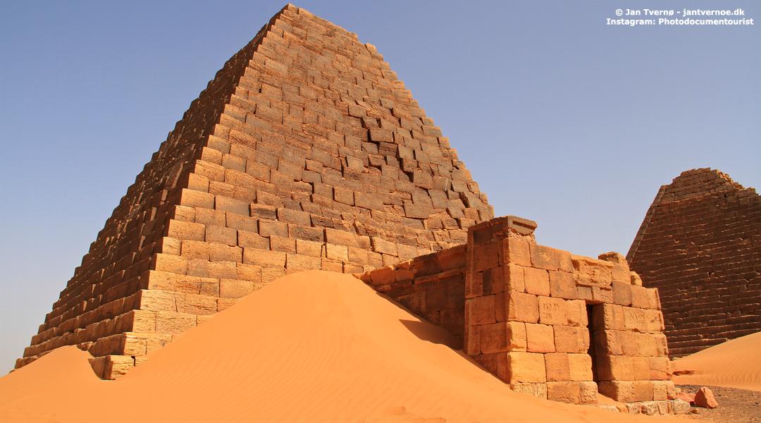 Meroe i Sudan - All Exclusive Travel