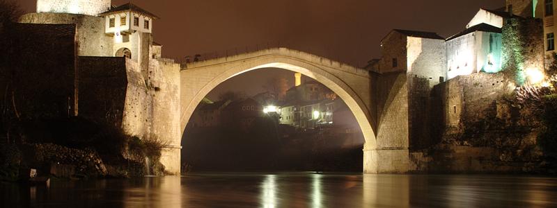 Mostar i Bosnien-Herzegovina - Balkanrejser