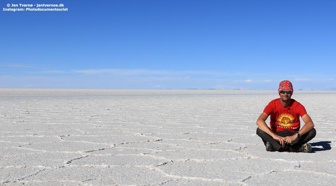 Salar de Uyuni i Bolivia - All Exclusive Travel