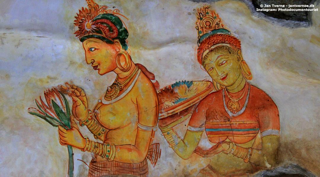 Sigiriya i Sri Lanka - All Exclusive Travel