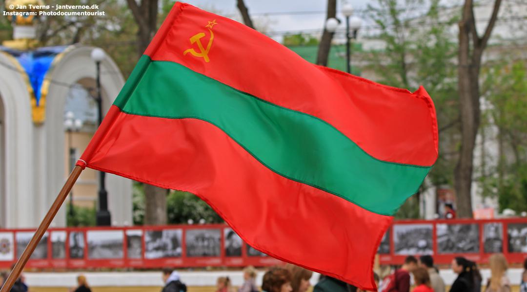 9. maj parade i Tiraspol i Transnistrien - All Exclusive Travel