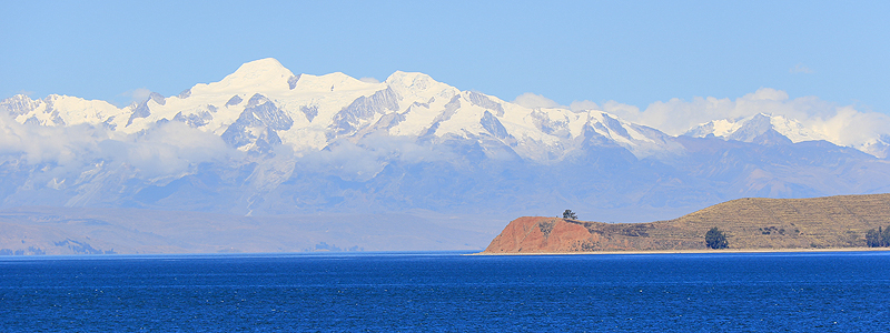 Titicaca og Cordillera Real i Bolivia Happy Lama Travel