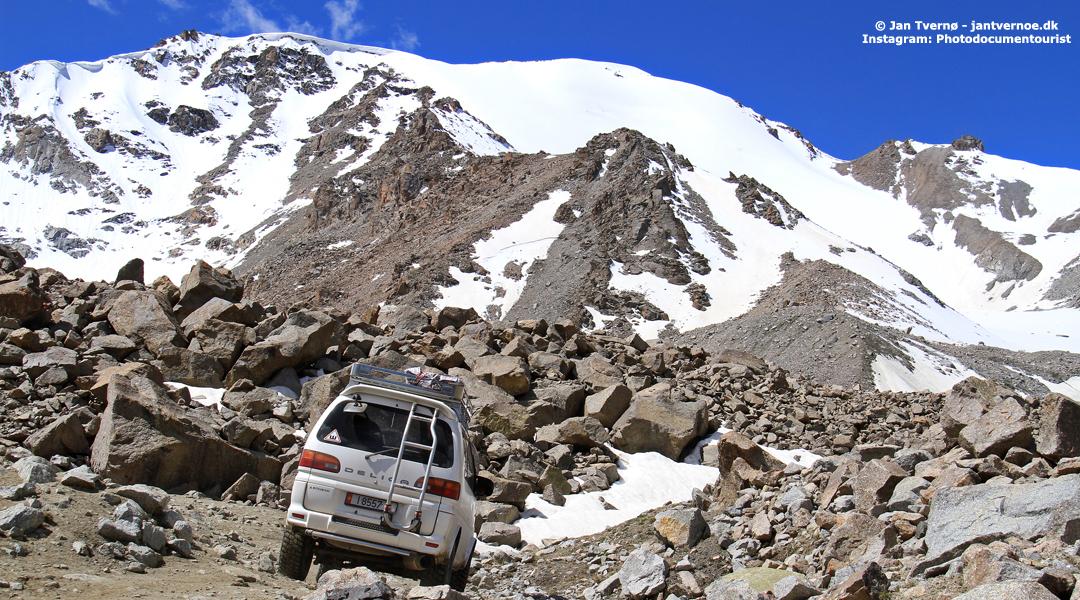 Tosorpasset i Kirgisistan - All Exclusive Travel