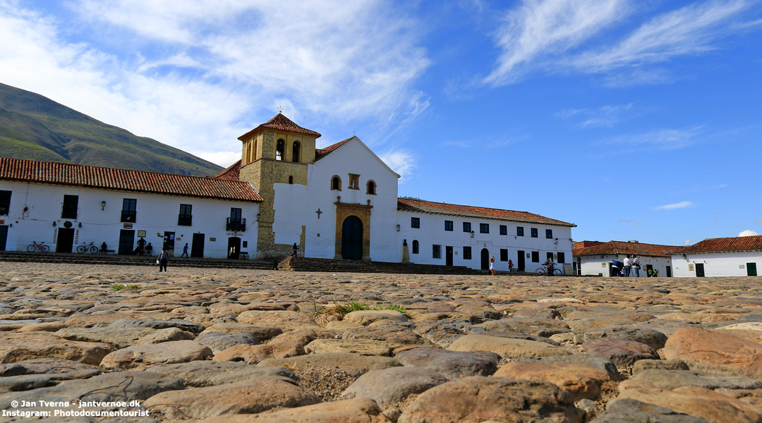Villa de Leyva i Colombia - Happy Lama Travel