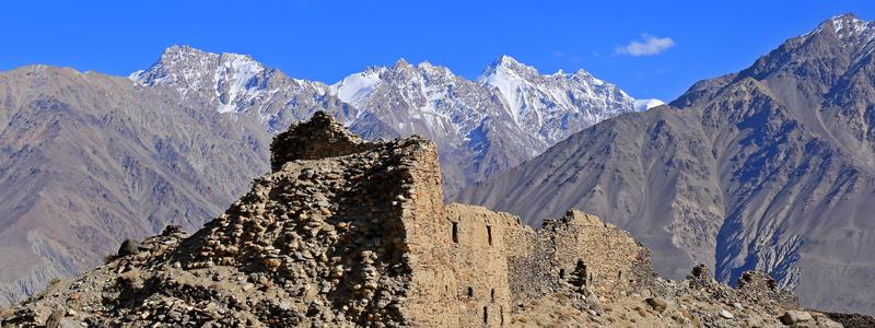 Wakhan Corridor i Afghanistan - Silkevejsrejser